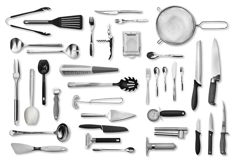Home livella s r l for Attrezzi da cucina in silicone