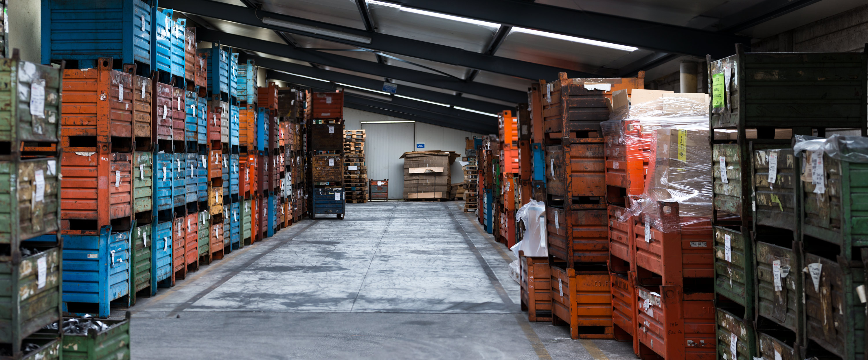 magazzino manutenzione e riparazione stampi